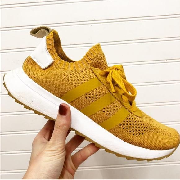 Rare Mustard Adidas Sneakers | Poshmark